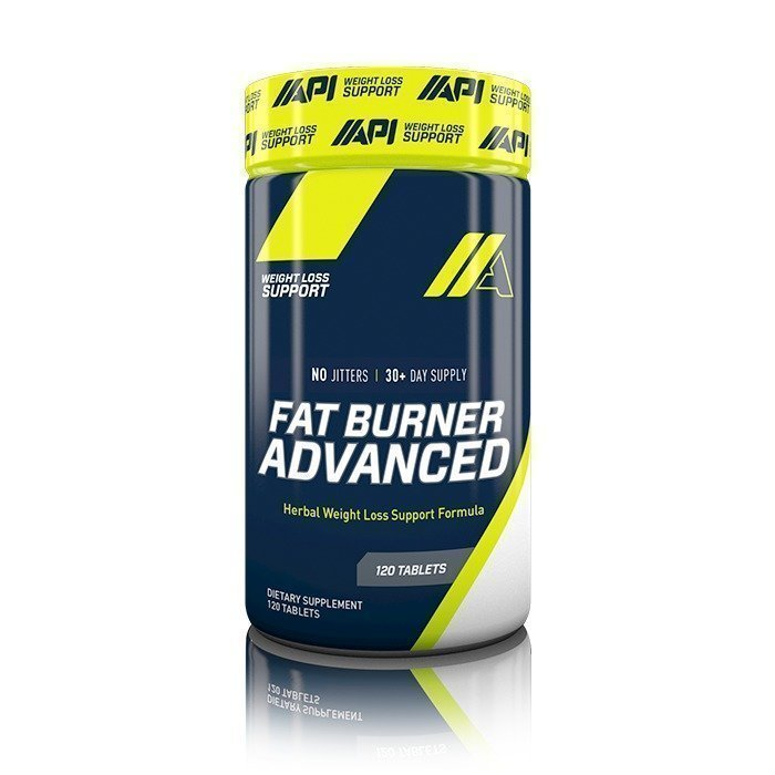 API Fat Burner Advanced 120 tabs