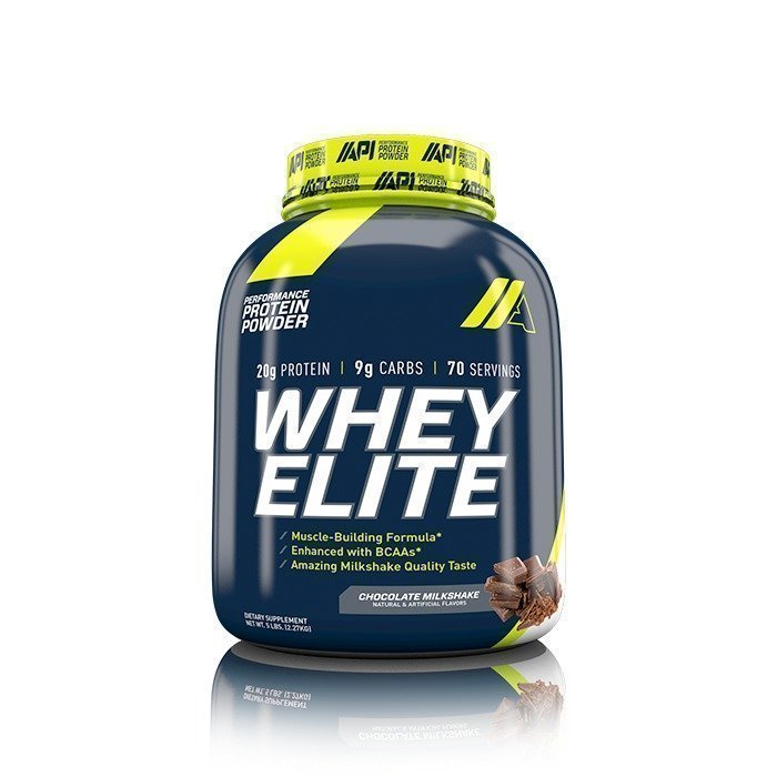 API Whey Elite 2