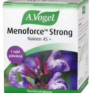 A.Vogel Menoforce Strong