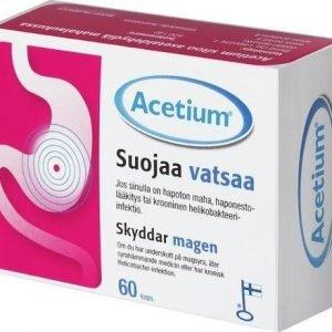 Acetium Kapselit