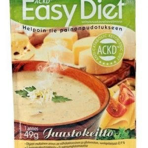 Ackd Easy Diet Juustokeitto