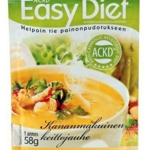 Ackd Easy Diet Kanakeitto
