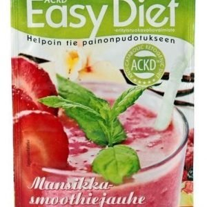 Ackd Easy Diet Mansikka Smoothie