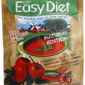 Ackd Easy Diet Natural Edition Tomaatti-Chilikeitto