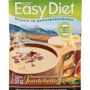 Ackd Easy Diet Savuporokeitto