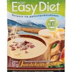 Ackd Easy Diet Savuporokeitto