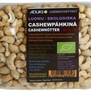 Aduki Luomu Cashewpähkinä 1 Kg