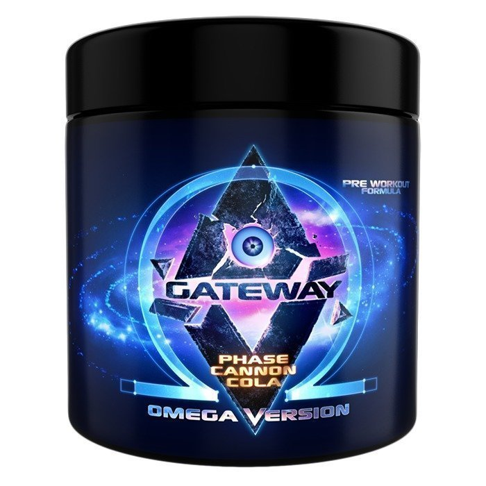 Aldrig Vila Gateway Omega Edition 325 g Phase Cannon Cola
