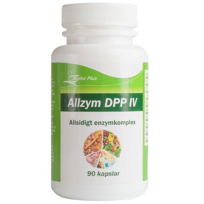 Alpha Plus AllZym DPP IV kapseleita 90 kpl