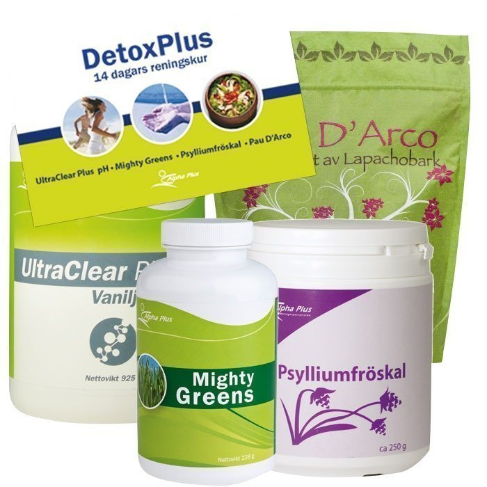 Alpha Plus DetoxPlus