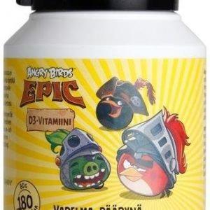 Angry Birds Epic D3-Vitamiini