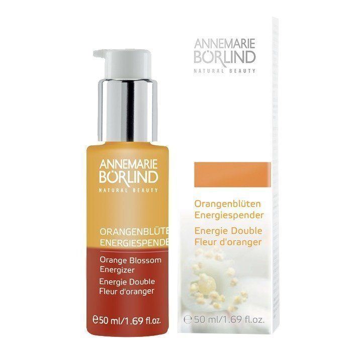 Anne-Marie Börlind Orange Blossom Energizer C-Vitamiinikuuri 50 ml