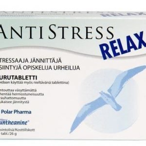 Antistress Tabletit