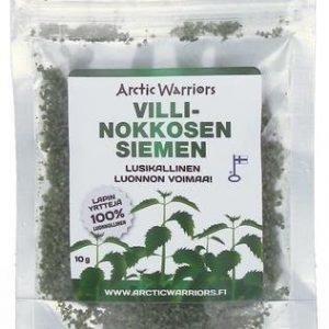 Arctic Warriors Villinokkosen Siemen