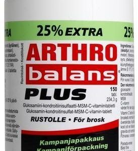 Arthrobalans Plus Kampanjapakkaus