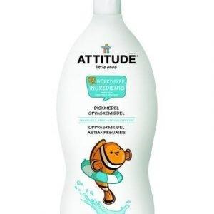 Attitude Astianpesuaine Hajusteeton