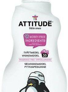 Attitude Eco-Baby Pyykinpesuaine Tuoksuton