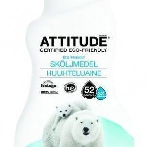 Attitude Huuhteluaine Lavanteli&Greippi