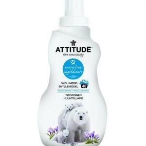 Attitude Huuhteluaine Wildflowers