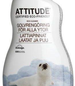 Attitude Lattianpesuaine Puu- Ja Kaakelipinnoille
