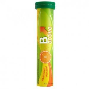B-Active B-Vitamiini Poretabletti 20kpl