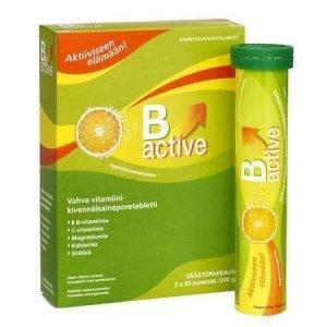B-Active Vitamiinipore 3-Pack