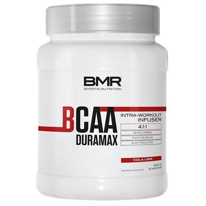 BMR BCAA Duramax 4:1:1 400 g Cola Lime
