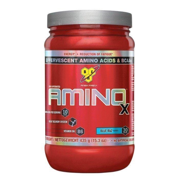 BSN Amino-X Blue Raz 70 servings