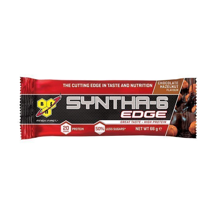 BSN Syntha-6 Edge bar 66 g Vanilla Chocolate Fudge