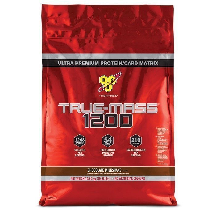 BSN True Mass 1200 15 Servings Strawberry