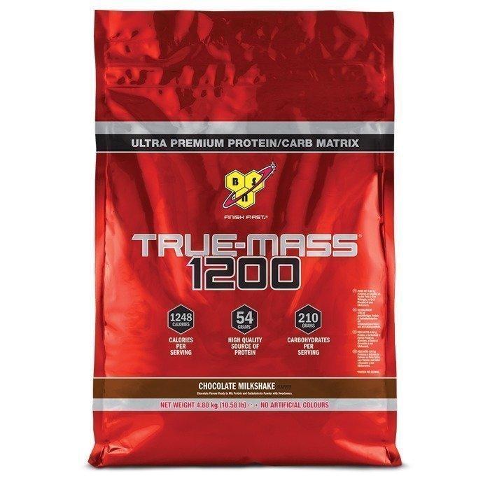 BSN True Mass 1200 15 Servings Strawberry