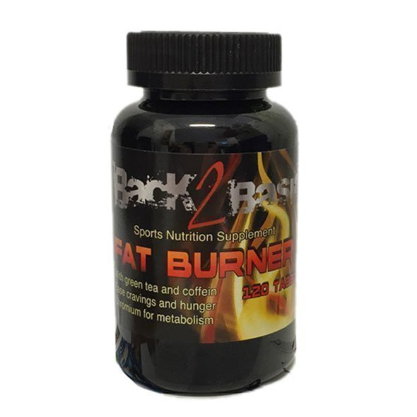 Back2Basic Fatburner 120tabl.