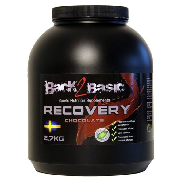 Back2Basic Recovery 2
