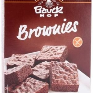 Bauck Luomu Brownies Suklaapala-Aines