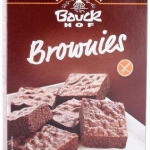Bauck Luomu Brownies Suklaapala-Aines