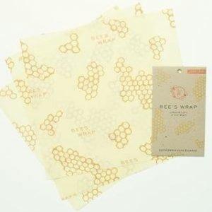 Bees Wrap Mehiläisvahakääre Iso 3-Pack
