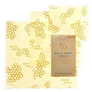 Bees Wrap Mehiläisvahakääre Lajitelma