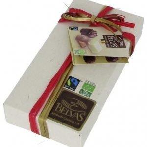 Belvas Gluteeniton Luomu Suklaakonvehtirasia