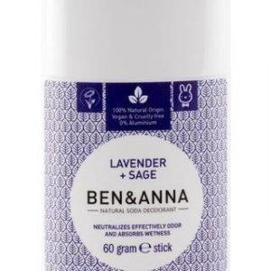 Ben & Anna Deodorantti Stick Laventeli + Salvia