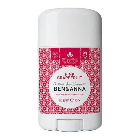 Ben & Anna Deodorantti Stick Pink Grapefruit
