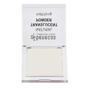 Benecos Väritön Kiinnityspuuteri Translucent Powder