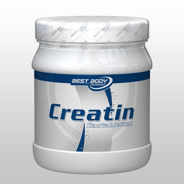 Best Body Nutrition Creatin pureskelutabletti