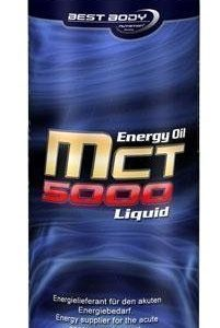 Best Body Nutrition MCT 5000 Energy Oil