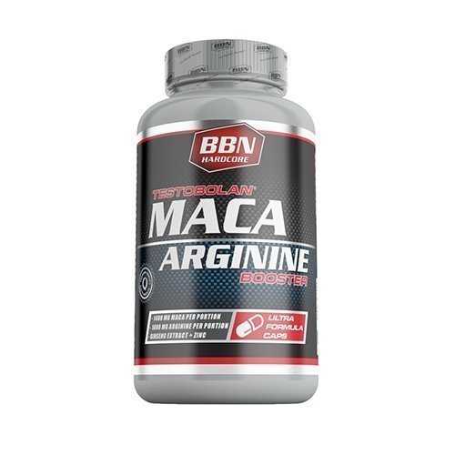 Best Body Nutrition Testobolan Maca Arginine Booster