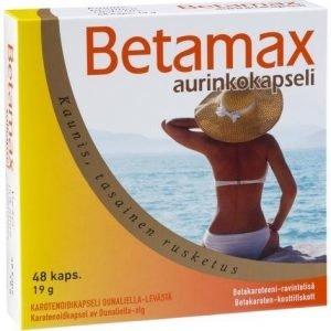 Betamax Aurinkokapseli