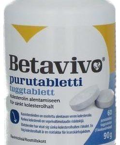 Betavivo Purutabletti