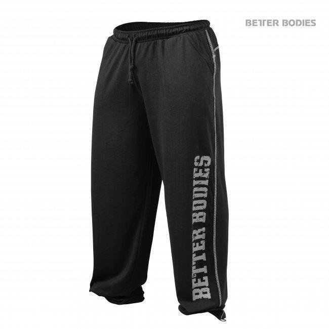 Better Bodies Black BB Gympant