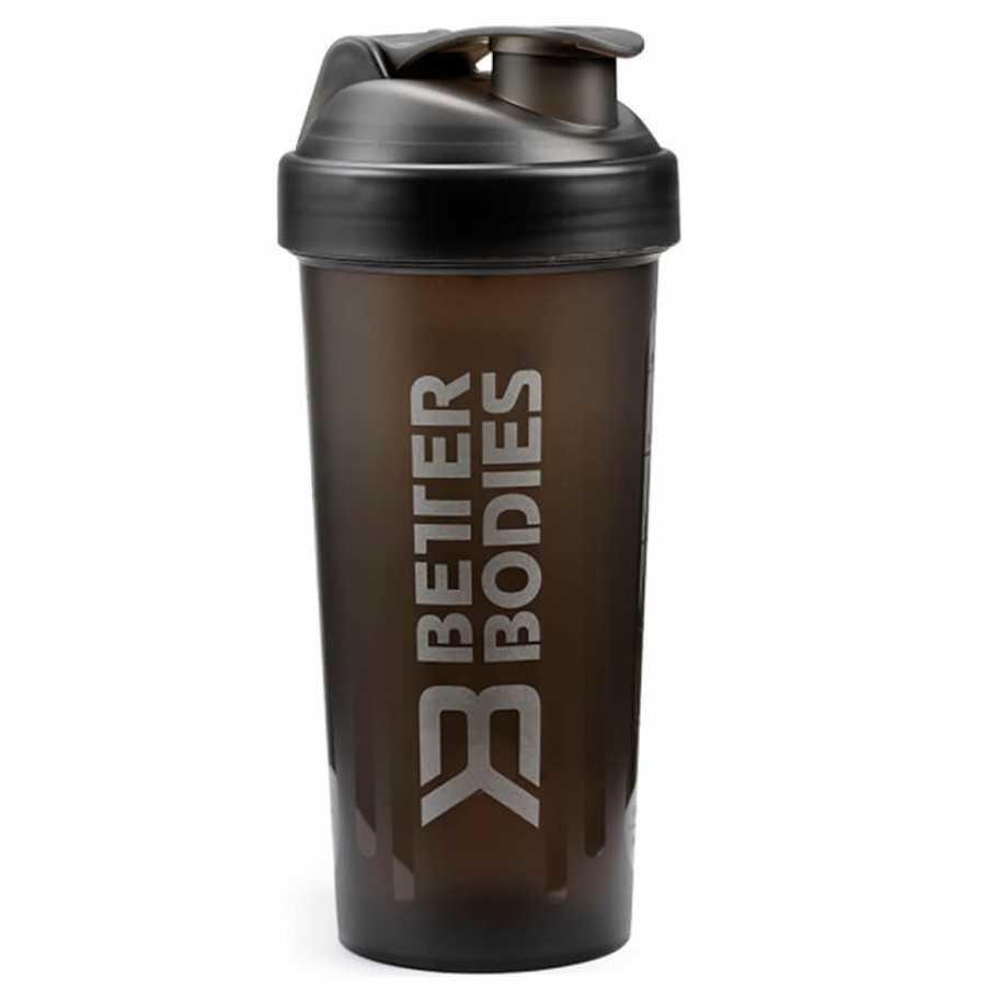 Better Bodies Fitness Shaker Black