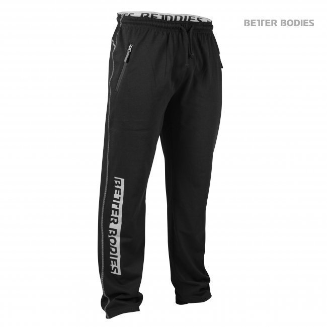 Better Bodies Gym Sweatpants black