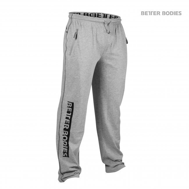 Better Bodies Gym Sweatpants grey